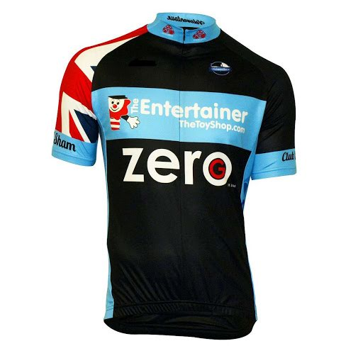 Personalised Cycle Jerseys