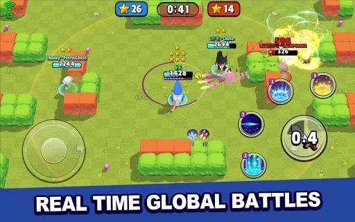 Tiny Heroes - Magic Clash screenshots 9