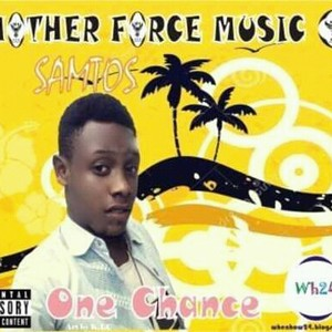 Cover Art for song one chance