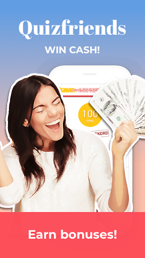 Quiz Friends - cash quiz & make money 1.1.5 APK MOD screenshots 2