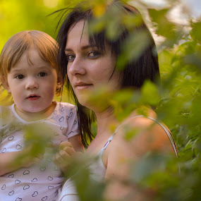 My Mommy and Me by Robin Alin - People Family ( . )