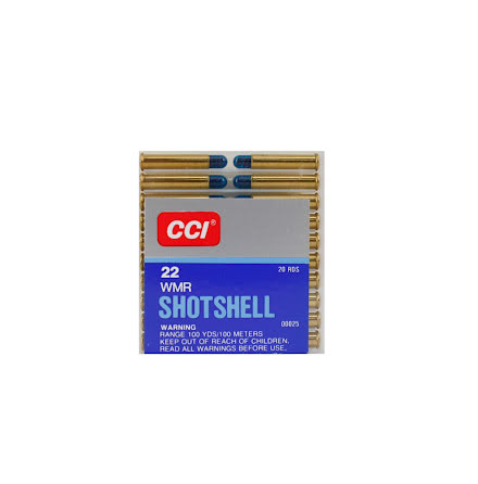 CCI 22 WMR Shotshell