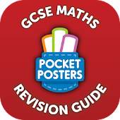 Maths GCSE Pocket Poster