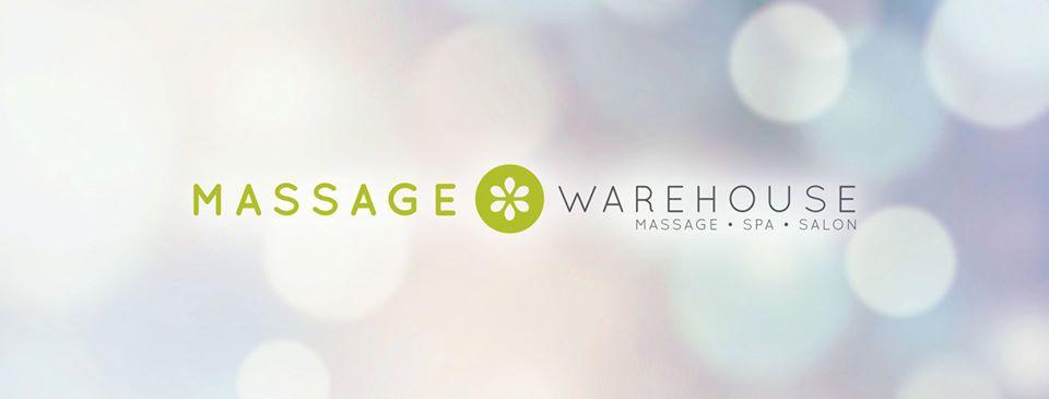 Massage Warehouse Logo
