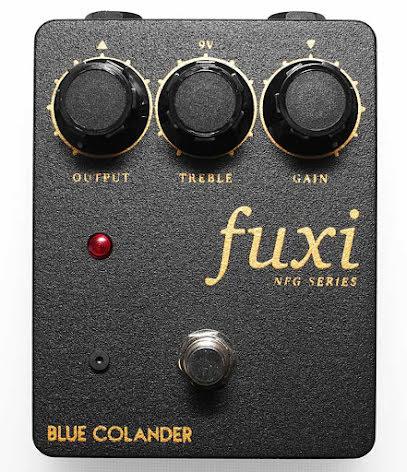 Blue Colander Fuxi OD