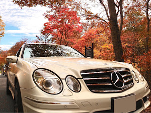 Eクラス ステーションワゴン W211 W211 E350のカスタム事例画像 福さん55さんの2020年10月19日19:15の投稿