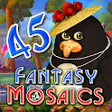 Fantasy Mosaics 45: Amusement Park icon