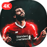 ? Mohamed Salah wallpapers 4K HD 2018 ❤?