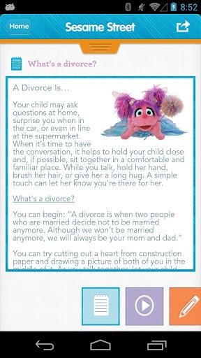 Sesame Street: Divorce