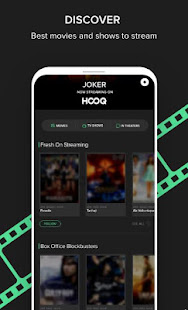Download Flixjini (Beta) - Discover movies & shows to watch For PC Windows and Mac apk screenshot 1