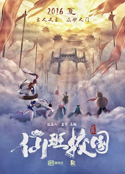 The Eight Immortals in School 2 China Web Drama