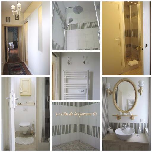 casa rural le clos de la garenne 17700 puyravault francia del oeste cuarto de bano de la habitacion romantica