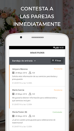 Matrimonio.com.co para empresa 2.1.3 screenshot 2091145