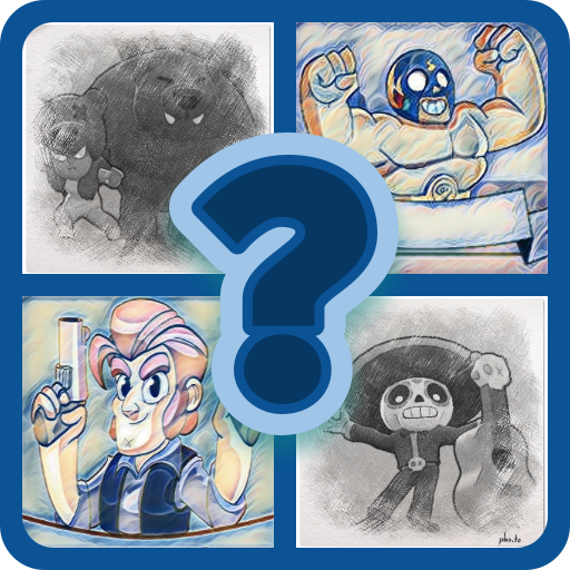 Guess the Brawl Stars Character (game)