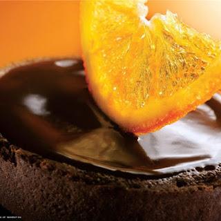 Hot Chocolate With Orange
