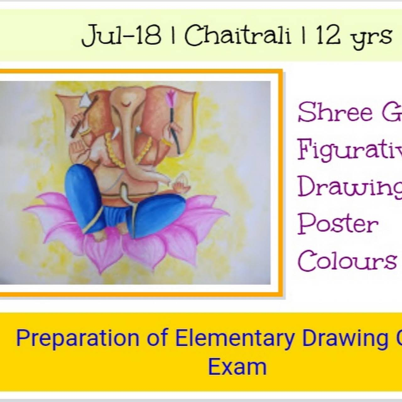 Harmony Arts - Drawing Classes - Art School in Thane - West