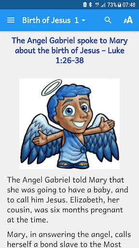 Birth of Jesus - Bibleview 2.0.43 screenshots 2