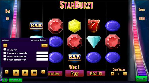 Starburzt 1.0 screenshots 2