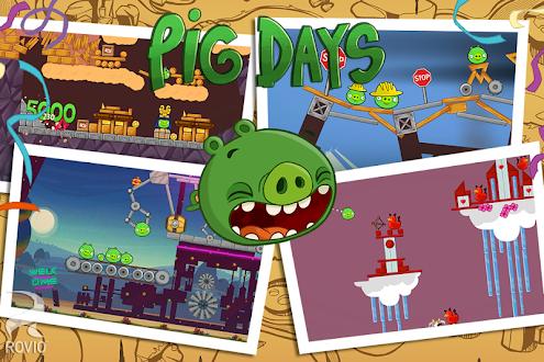 Angry Birds Seasons Gratis