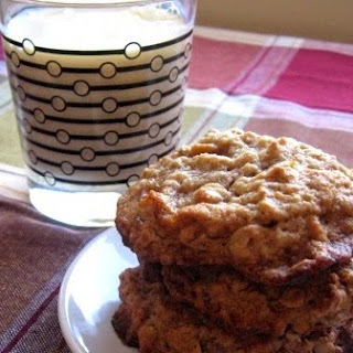 Vegan Banana Oatmeal Cookies Recipes.