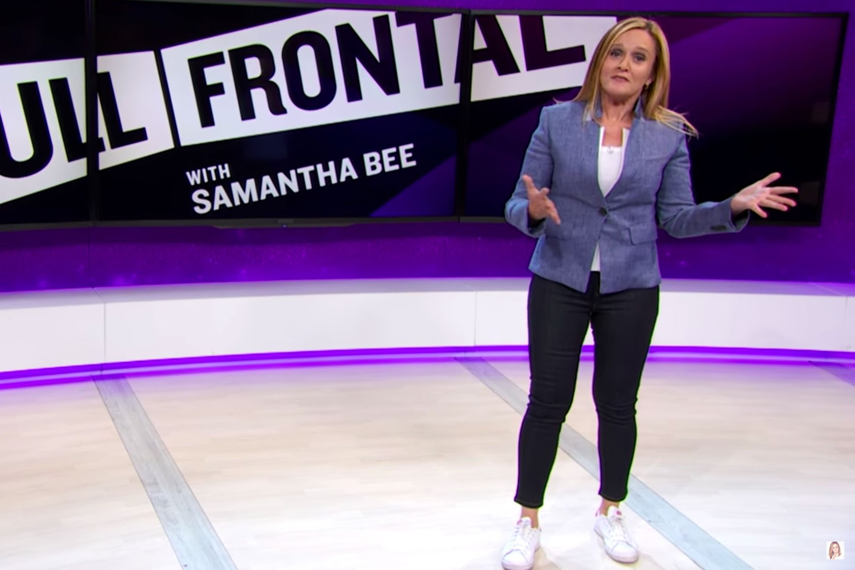 Television Academy should eject Samantha Bee for vulgarity directed at Ivanka Trump