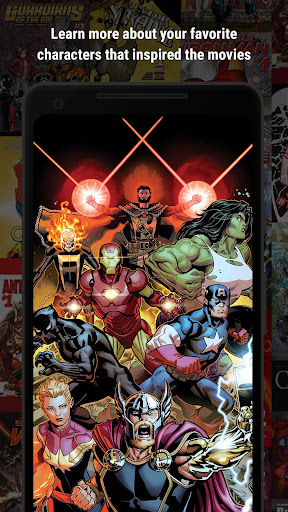 Marvel Unlimited screenshot 2