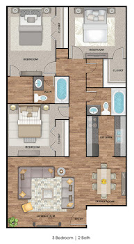 Go to B1-F Floorplan page.
