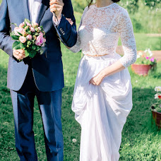 Wedding photographer Anastasiya Smurova (Gweni). Photo of 02.07.2017