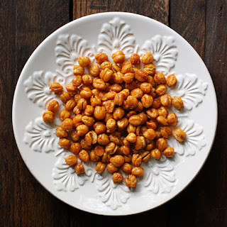 The Best Oven-Roasted Chickpeas.