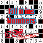 Number Fill In Puzzles - Numerix, Numeric Puzzles Android APK Download Free By A. Baratta