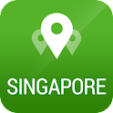 Singapore Travel Guide icon