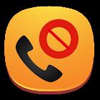 Bloqueador de llamadas icon