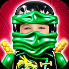 Costume Ninja Construction Toys icon