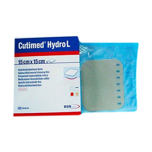 aposito cutimed hydro l 15 x 15 cm 1 sobre laseraciones abrasiones post quirurgico