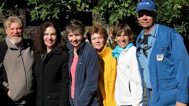 Photo: Ted, Colleen, Ronnie, Mary Carol, Ellen, Ken