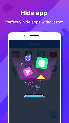 Private Zone - AppLock, Video & Photo Vault  screenshots 6