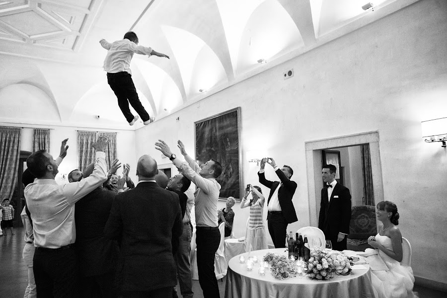 Wedding photographer Daniele Borghello (borghello). Photo of 14.01.2014