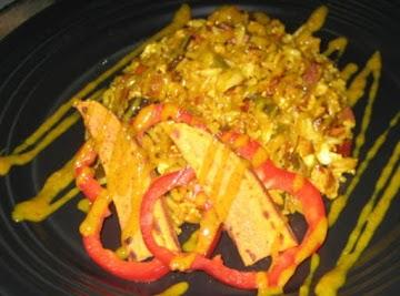 Chicken & Shrimp Fried Rice Recipe