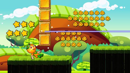 Fruit Dash Rocket - náhled