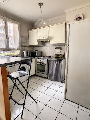 Vente appartement 3 pièces 48 m2