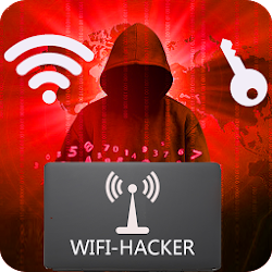 Hack Password WiFi Simulator