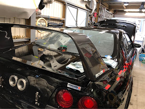 スカイライン ECR33 GTS-tのカスタム事例画像 アキオさんの2018年12月30日22:52の投稿