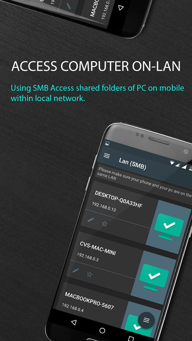 File Manager - Local and Cloud File Explorer Screenshot 6