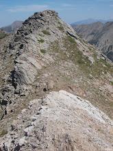 Photo: Antécîme du Roc del Boc