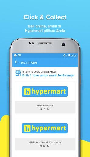 hypermart online screenshots 3