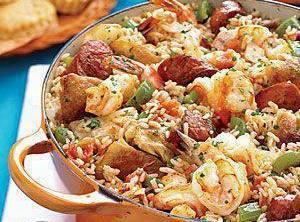 Slow Cooker Jambalaya Recipe