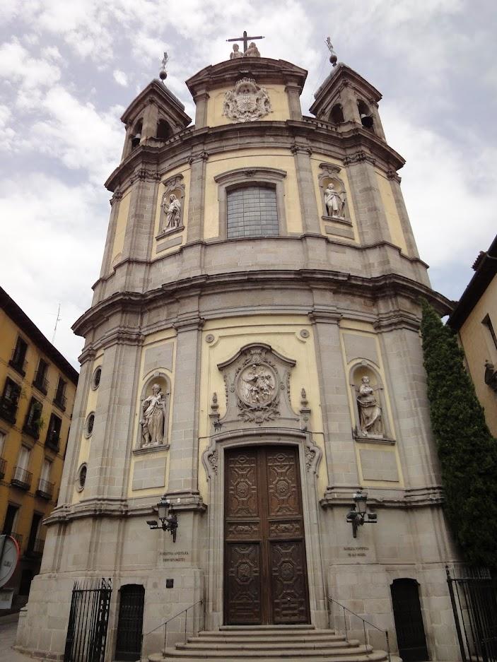 Basilique San Miguel à Madrid