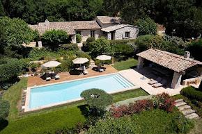 A Classical Provencal Villa in Grimaud in saint-tropez
