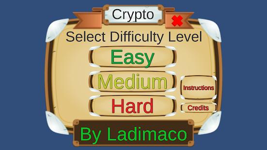 Crypto - náhled
