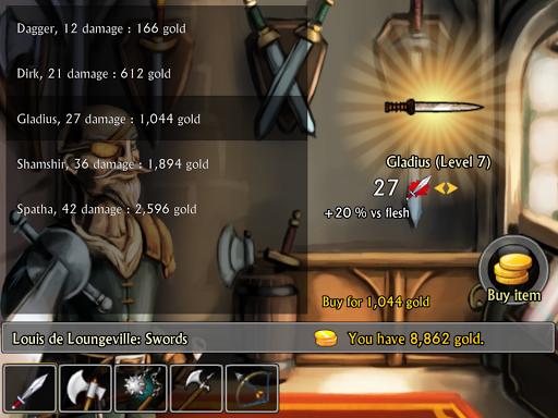 Swords and Sandals 2 Redux 2.1.0 screenshots 22